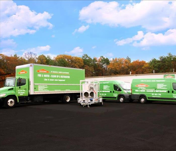 SERVPRO of Oakdale/North Bay Shore Fleet