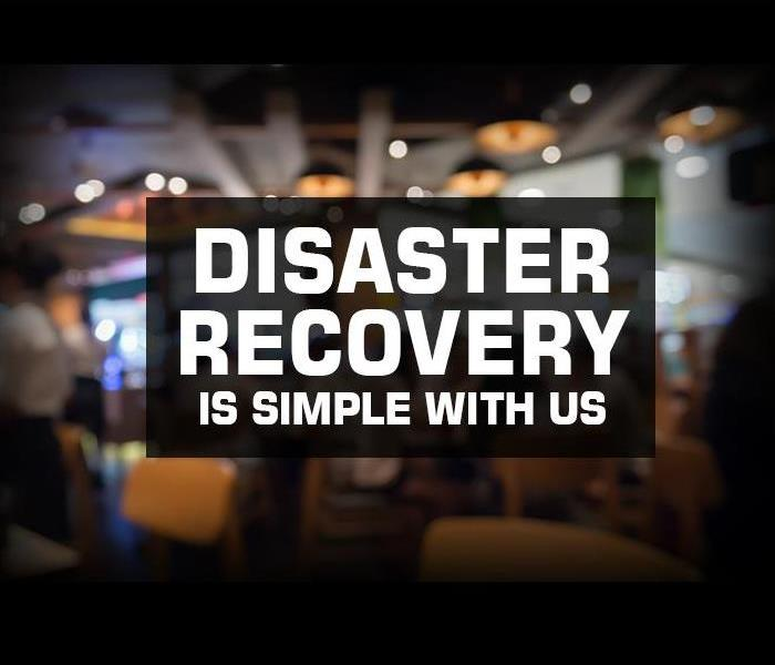 Commercial SERVPRO of Oakdale/North Bay Shore works quickly after a fire or water disaster, helping avoid interruption to your restaurant or commercial property.
