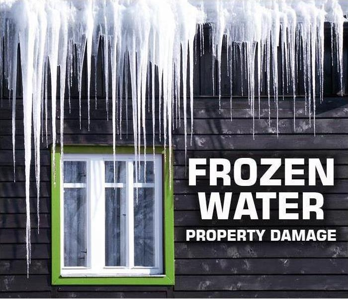 Water Damage Prevent a Frozen Water Damage Event in Your Long Island Home or Business this winter.