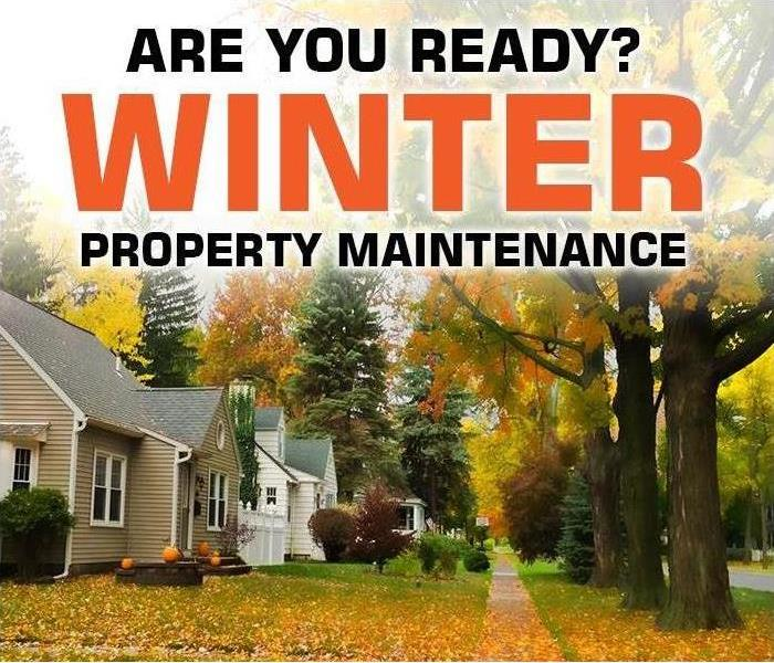 Storm Damage SERVPRO of Oakdale/North Bay Shore wants your Long Island Property to be Ready for Winter with these tips for a safe season.