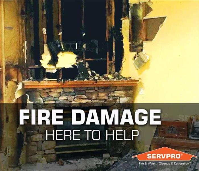 Fire Damage FIRE DAMAGE RESTORATION SOLUTIONS FOR YOUR LONG ISLAND HOME